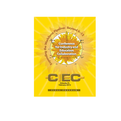 CIEC program book, Conference for Industry and Education Collaboration