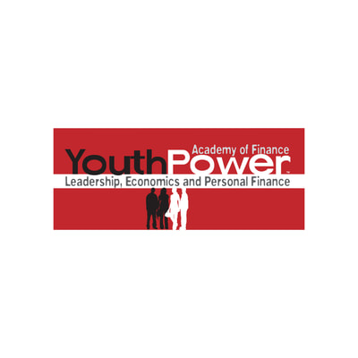 Youth Power, Academy of Finance logo